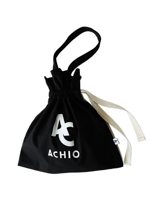 STRAP ECO BAG_BLACK